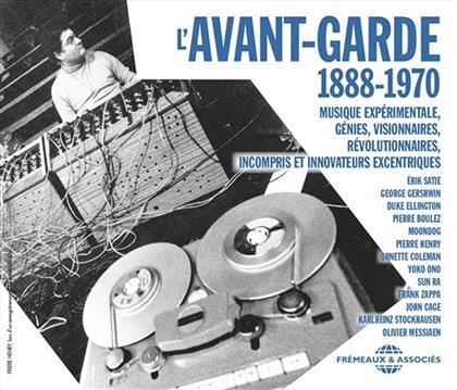 L'avant-Garde 1888-1970 - Musique Experimentales, Genies, Visionnaires, Revolutionaires (3 CDs)
