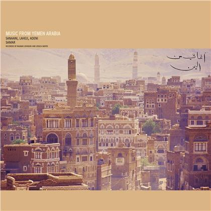 Music From Yemen Arabia (2 CD)