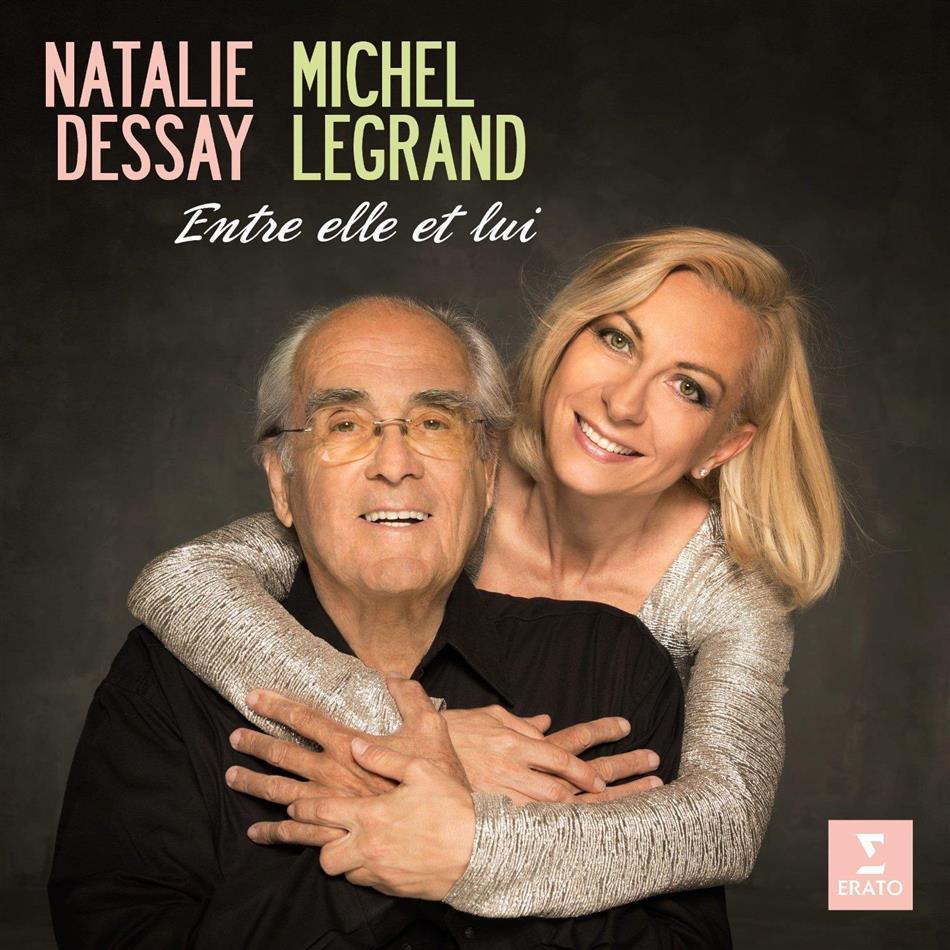 Natalie Dessay & Michel Legrand - Entre Elle Et Lui (2018 Reissue)