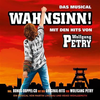 Wolfgang Petry - Wahnsinn - Das Musical - XXL Version (2 CDs)