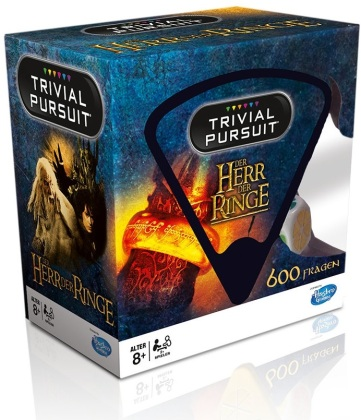 Trivial Pursuit - Herr der Ringe
