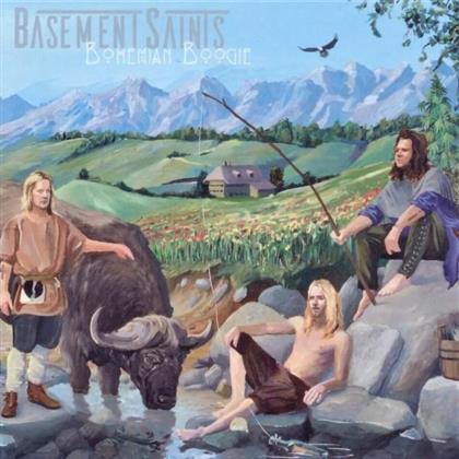 Basement Saints - Bohemian Boogie (LP)