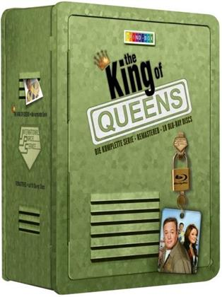 The King of Queens - Die komplette Serie - Spind-Box (Remastered, 18 Blu-rays)