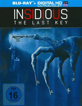 Insidious - Chapter 4 - The Last Key (2018) (Limited Edition, Steelbook)