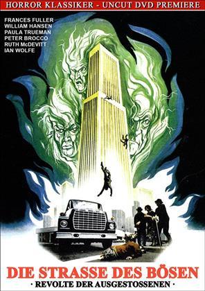 Die Strasse des Bösen - Revolte der Ausgestossenen (1974) (Horror Klassiker, Uncut)