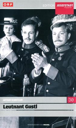 Leutnant Gustl (Edition Josefstadt)
