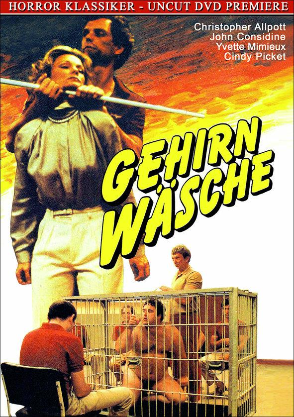 Gehirnwäsche (1981) (Horror Klassiker, Uncut)