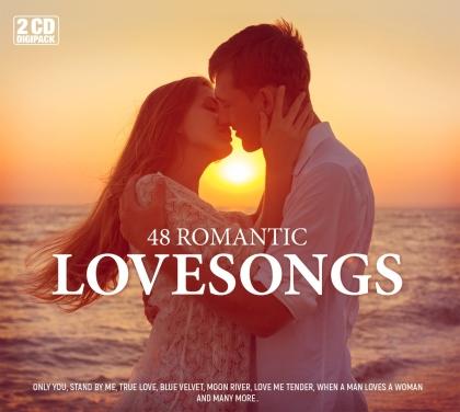 48 Romantic Lovesongs (2 CDs)