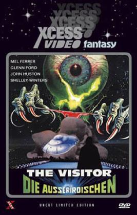 The Visitor - Die Ausserirdischen (1979) (Grosse Hartbox, Limited Edition, Uncut)