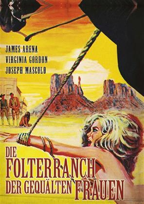 Die Folterranch der gequälten Frauen (1968) (Kleine Hartbox, Cover A, Limited Edition, Uncut)