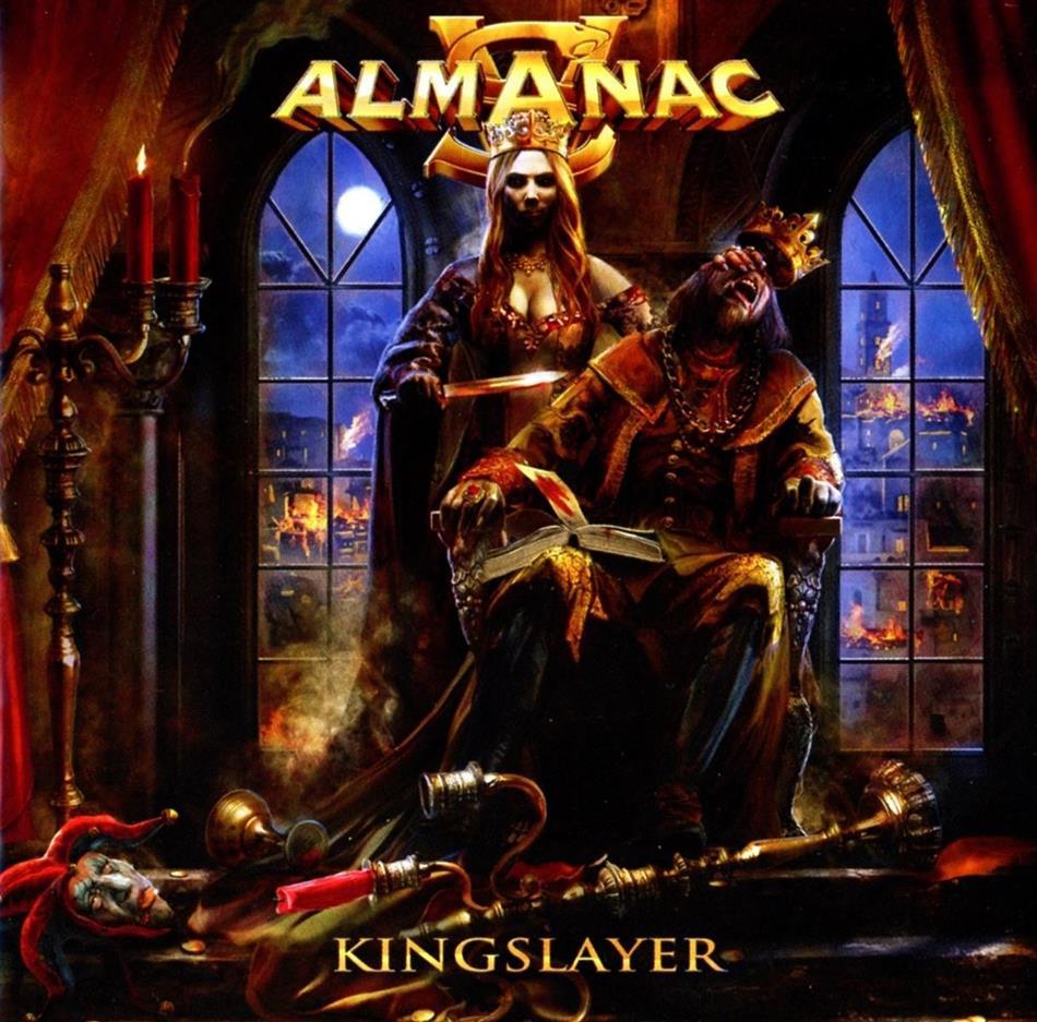 Almanac (Victor Smolski) - Kingslayer