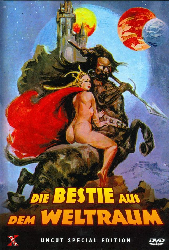 Die Bestie aus dem Weltraum (1980) (Kleine Hartbox, Special Edition, Uncut)