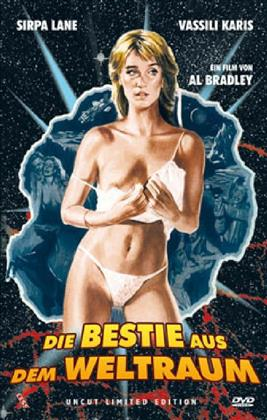 Die Bestie aus dem Weltraum (1980) (Grosse Hartbox, Cover A, Limited Edition, Uncut, Unrated)