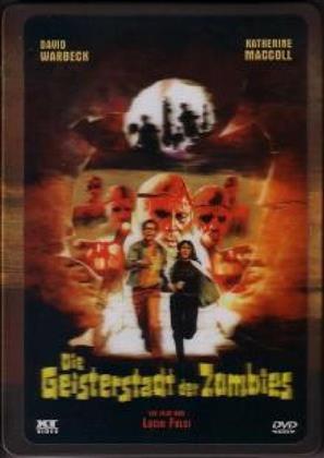 Die Geisterstadt der Zombies (1981) (Lenticular, Steelbook, Uncut)