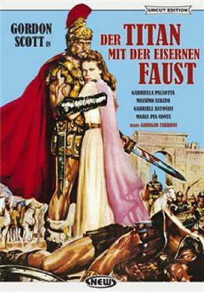 Der Titan mit der eisernen Faust (1964) (Kleine Hartbox, Cover A, Uncut)