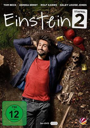 Einstein - Staffel 2 (3 DVDs)