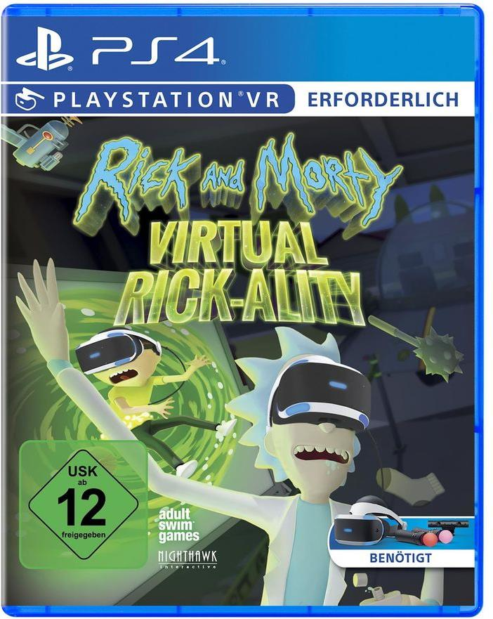Rick & Morty VR