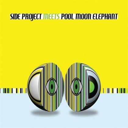 Pool Moon Elephant - ---