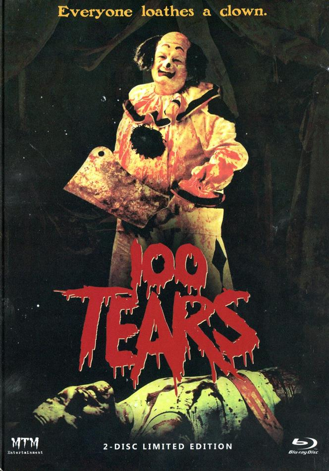 100 Tears (2007) (Cover A, Director's Cut, Limited Edition, Mediabook, Blu-ray + DVD)