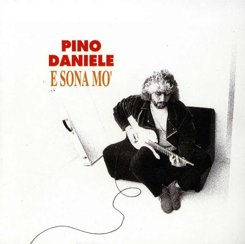 Pino Daniele - E Sona Mo' (2018 Reissue, Remastered, CD + DVD)