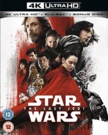 Star Wars - Episode 8 - The Last Jedi (2017) (4K Ultra HD + 2 Blu-rays)