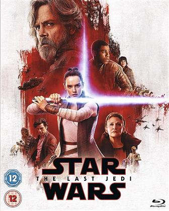 Star Wars - Episode 8 - The Last Jedi (2017) (The Resistance-Sleeve, Limited Edition, 2 Blu-rays)