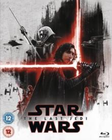 Star Wars - Episode 8 - The Last Jedi (2017) (The First Order-Sleeve, Limited Edition, 2 Blu-rays)