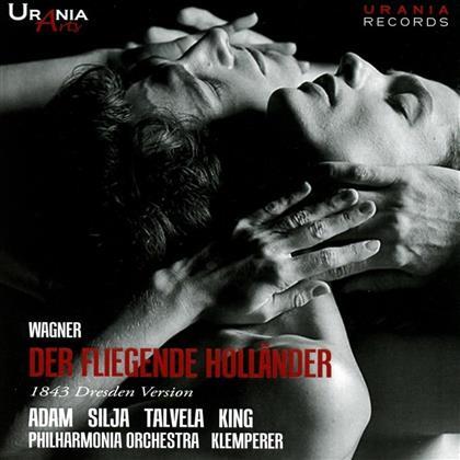 Theo Adam, Martti Talvela, Anna Silja, Richard Wagner (1813-1883), Otto Klemperer, … - Der Fliegende Holländer - Aufnahme Von 1968 (2 CDs)
