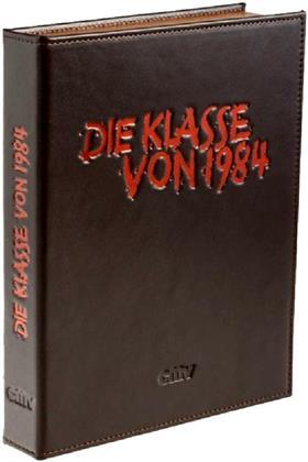 Die Klasse von 1984 (1982) (Jahrbuch Edition, Limited Edition, Remastered, Uncut, Blu-ray + 2 DVDs)
