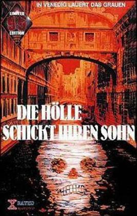 Die Hölle schickt ihren Sohn (1978) (Grosse Hartbox, Cover B, Limited Edition, Uncut)