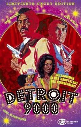Detroit 9000 (1973) (Grosse Hartbox, Limited Edition, Uncut)