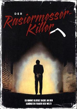 Der Rasiermesser-Killer (1974) (Kleine Hartbox, Cover A, Kinoversion, Limited Edition, Uncut, Unrated)
