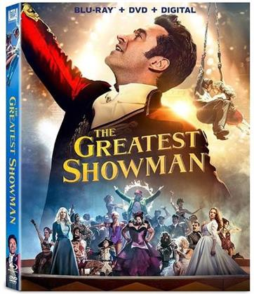 The Greatest Showman (2017) (Blu-ray + DVD)