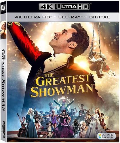 The Greatest Showman (2017) (4K Ultra HD + Blu-ray)
