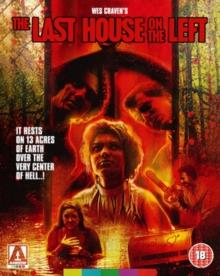 The Last House On The Left (1972) (Limited Edition, 2 Blu-rays)