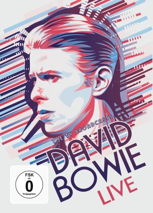 David Bowie - The TV Broadcasts - Live (Inofficial)