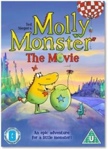 Molly Monster - The Movie (2016)