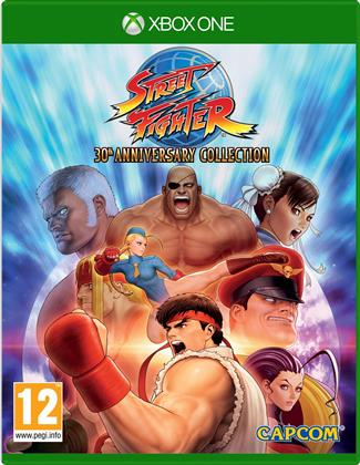 Street Fighter (30th Anniversary Collection)