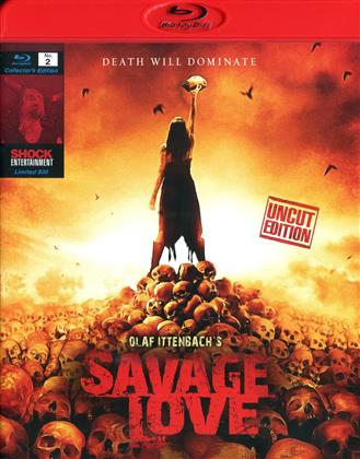 Savage Love (2012) (Collector's Edition, Limited Edition, Uncut)