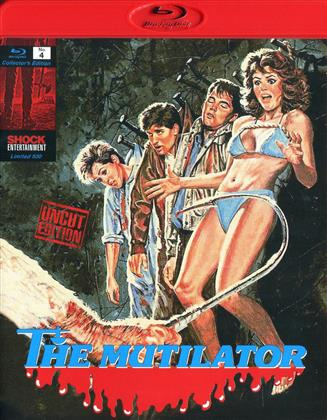 The Mutilator (1984) (Collector's Edition, Limited Edition, Uncut)