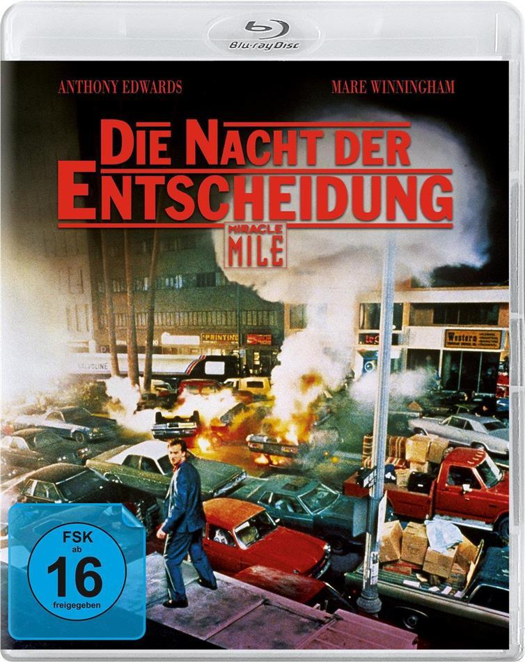 Die Nacht der Entscheidung - Miracle Mile (1988)