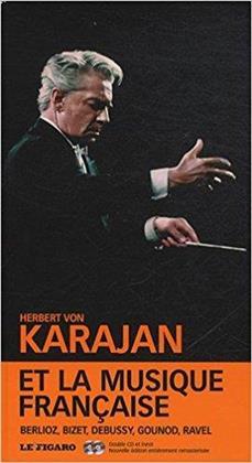 Herbert von Karajan - Karajan Et La Musique Française