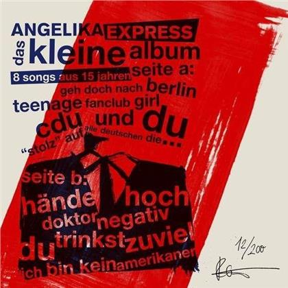 Angelika Express - Best Of And Rarities (LP)