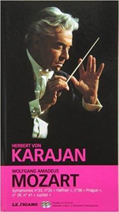 Herbert von Karajan & Wolfgang Amadeus Mozart (1756-1791) - Symphonies 33-35-38-39-41 (2 CDs)