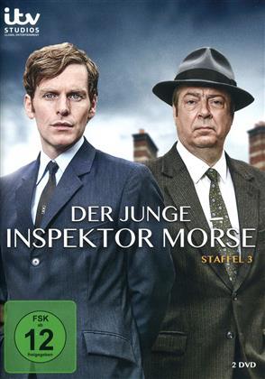 Der junge Inspektor Morse - Staffel 3 (2 DVDs)
