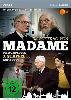 Im Auftrag von Madame - Staffel 3 - Die finale Staffel (Pidax Serien-Klassiker, 2 DVDs)