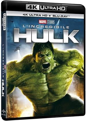 L'incredibile Hulk (2008) (4K Ultra HD + Blu-ray)
