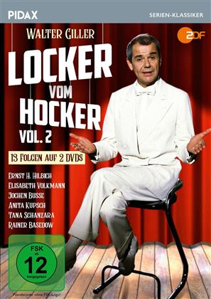 Locker vom Hocker - Vol.2 (Pidax Serien-Klassiker, 2 DVDs)
