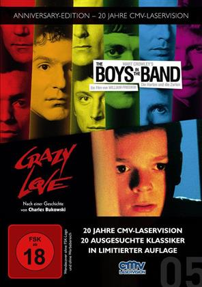 The Boys in the Band (1970) / Crazy Love (1987) (Anniversary Edition, Double Feature, 2 DVDs)