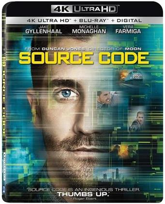 Source Code (2011) (4K Ultra HD + Blu-ray)